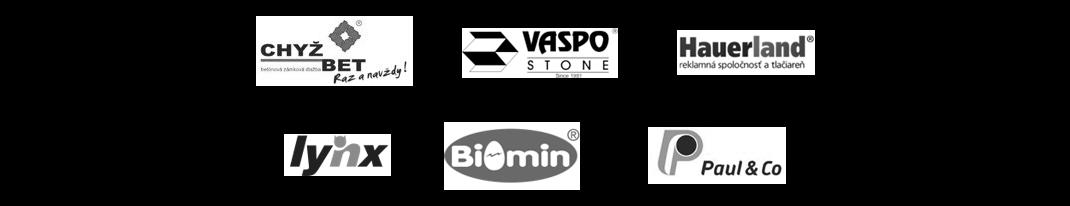 Výrobné firmy