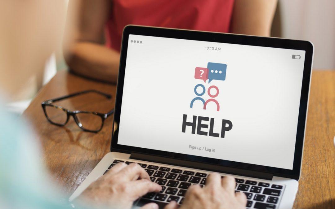 Pomoc nehľadajte len na zákazníckej linke