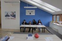 Chill zóna pre študentov v Košiciach