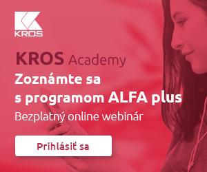Webinar ALFA plus