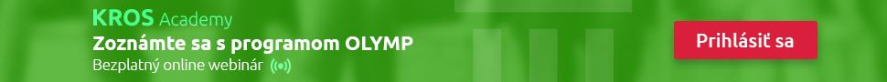 Webinar OLYMP