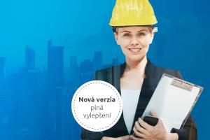 Nová verzia CENKROS 4 a KROS Priebehu výstavby